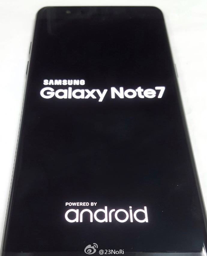 Galaxy Note 7 Leaked 1
