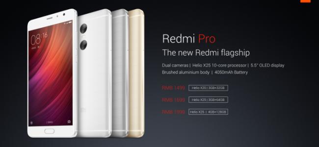 Redmi Pro 3