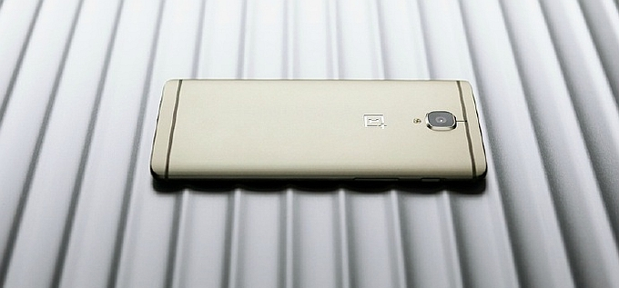 Soft Gold One Plus 3 Teaser