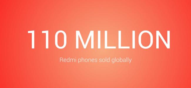 Xiaomi Redmi milestone