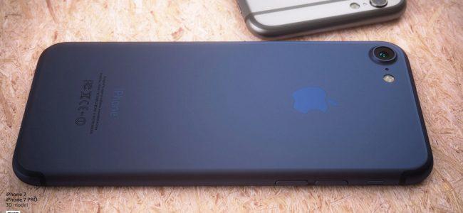 iPhone 7 Blue