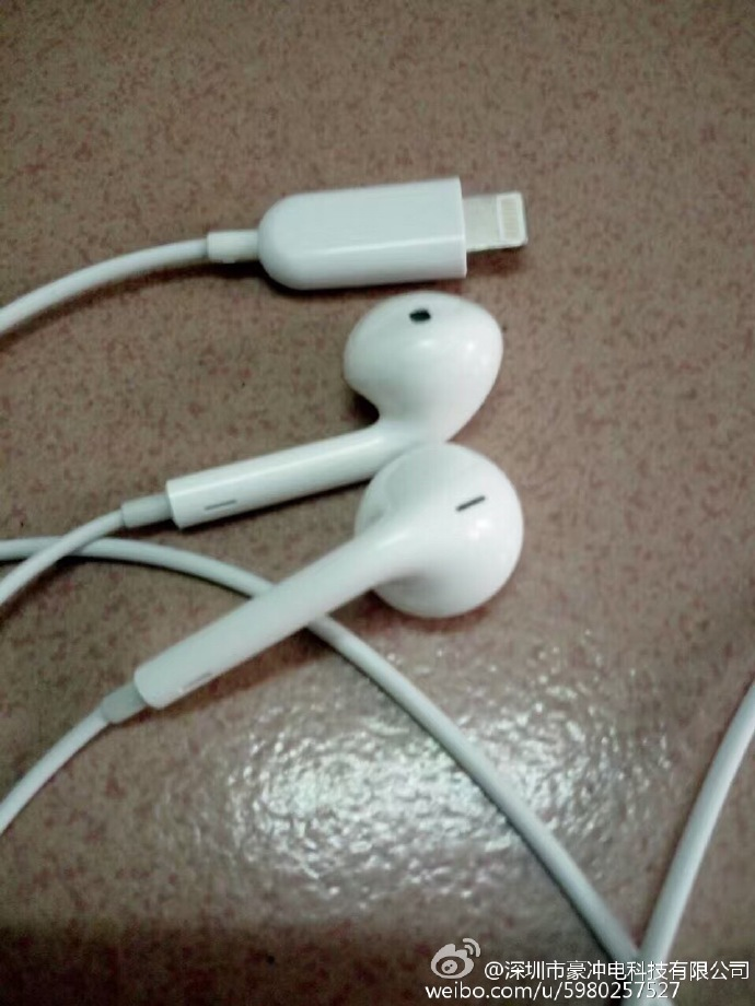 iPhone 7 earphone 1
