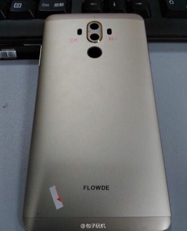Huawei Mate 9 Leaked -2