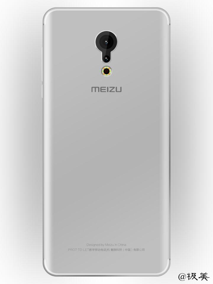 Meizu Pro 7 Leaked -2