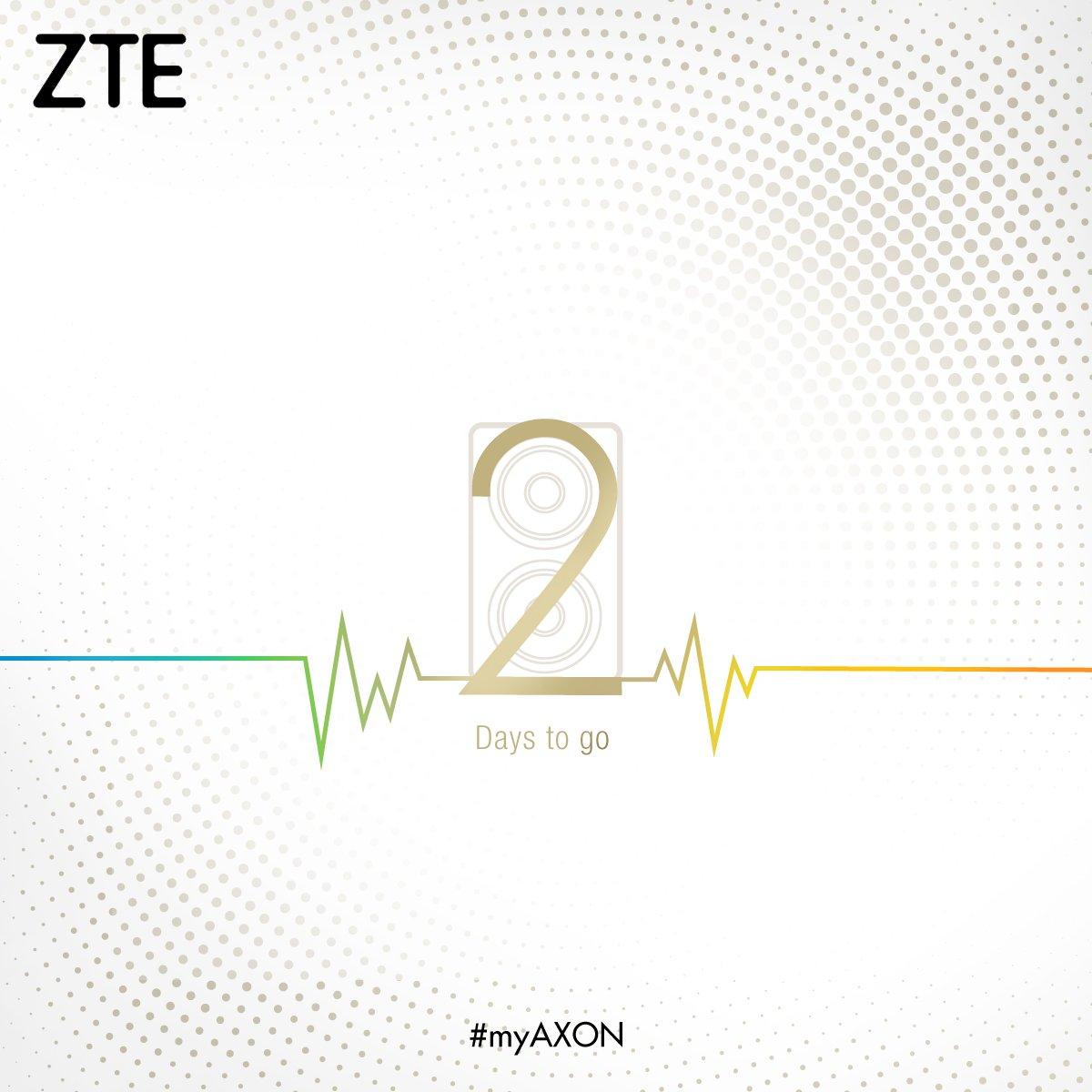 ZTE IFA Teaser