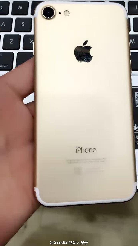 iPhone 7 Prototype -2