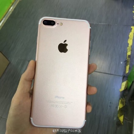 iPhone 7 Rose Gold -1