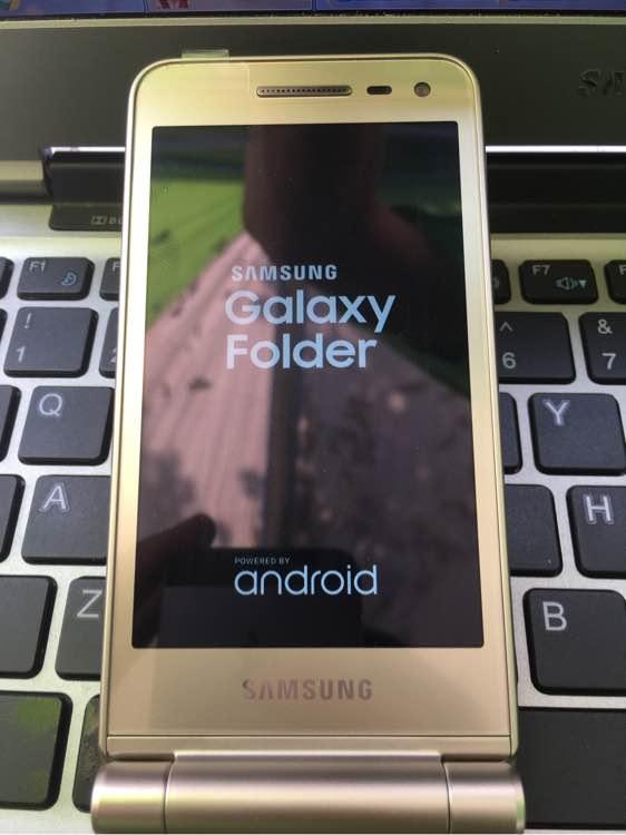 Samsung Galaxy Folder 2 -1