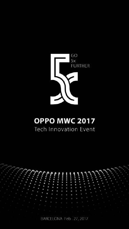 Oppo will be heading to MWC 2017 as well