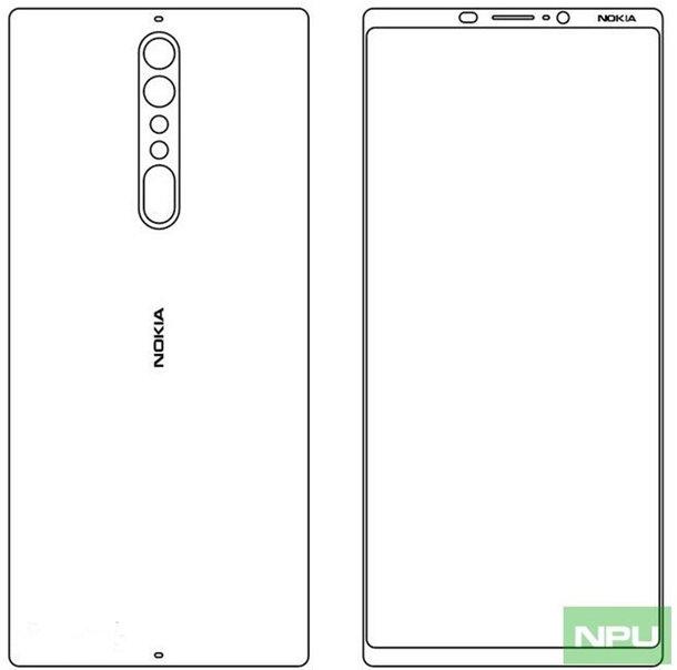 Nokia 9 schmatics