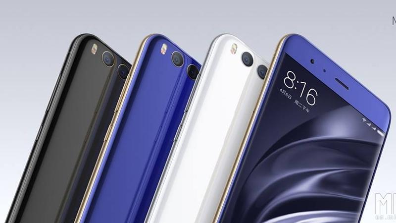 Xiaomi Mi 6 -1