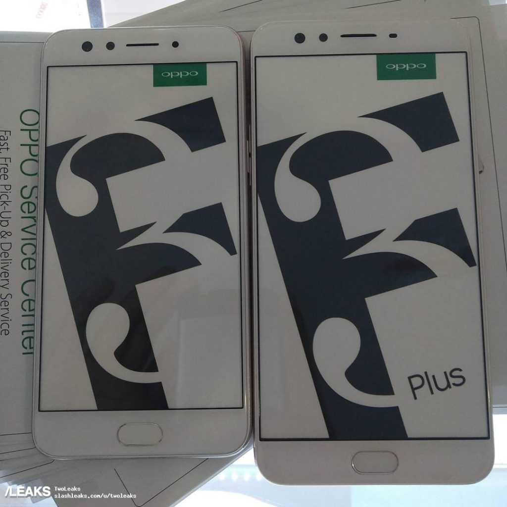 Oppo F3 and Oppo F3 Plus