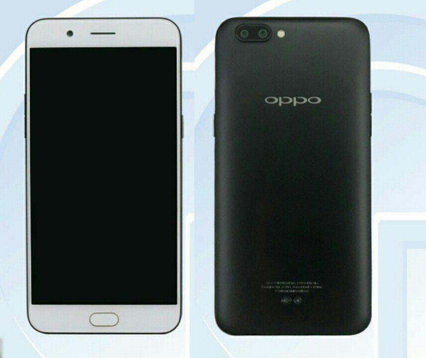 Oppo R11 Plus TENAA