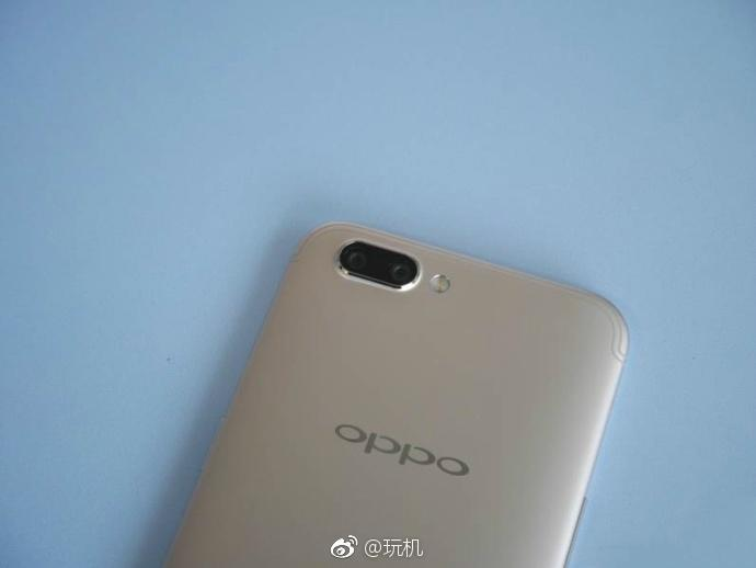 Oppo R11 live images leaked