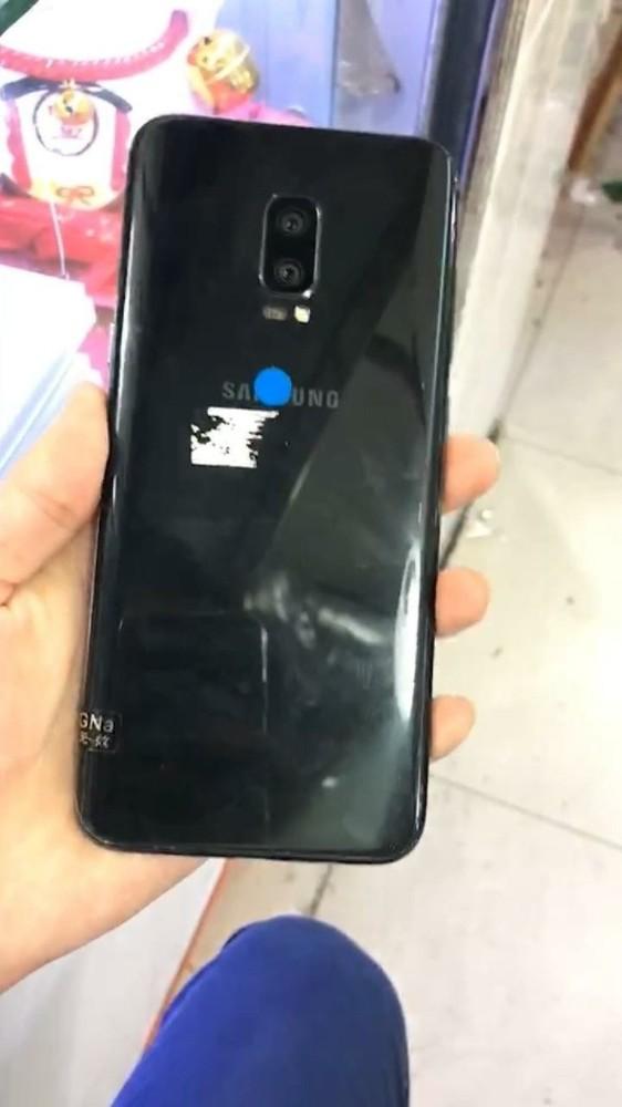 Galaxy Note 8 live leak