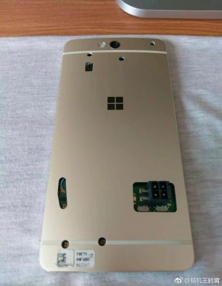 Lumia 960 Prototype