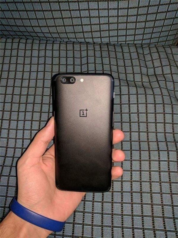 OnePlus 5 hands-on leak