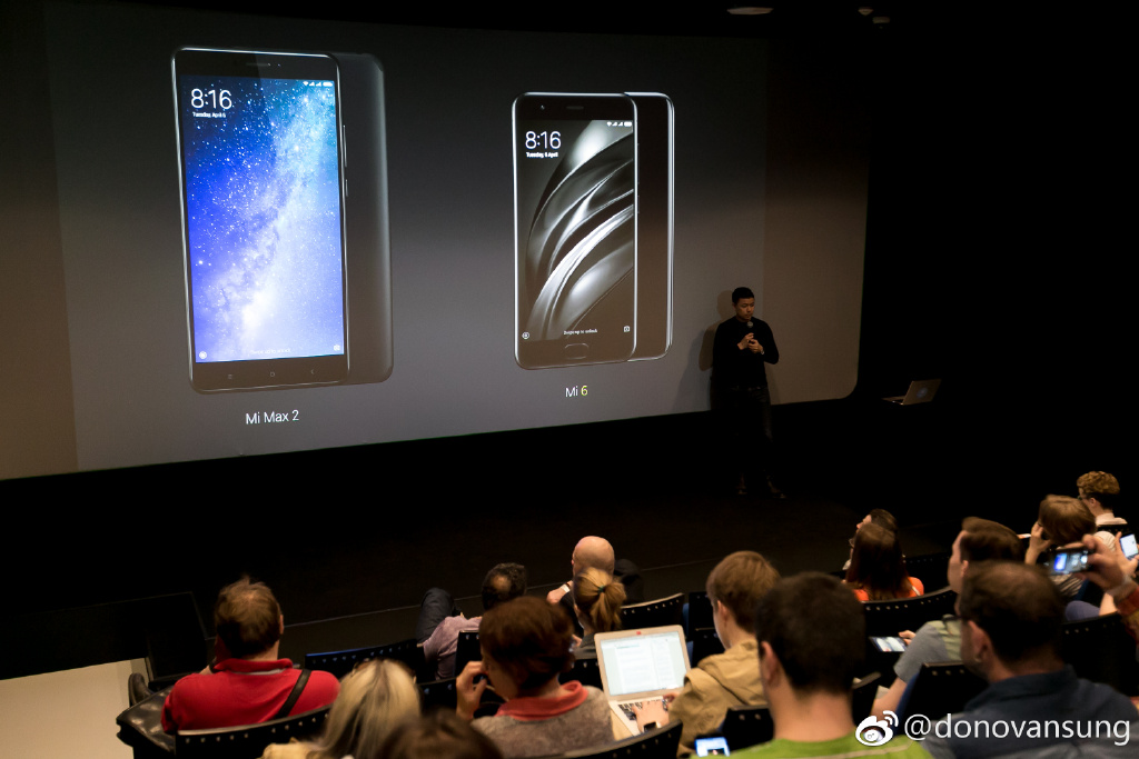 Xiaomi Mi 6 and Mi Max 2 launched in Russia