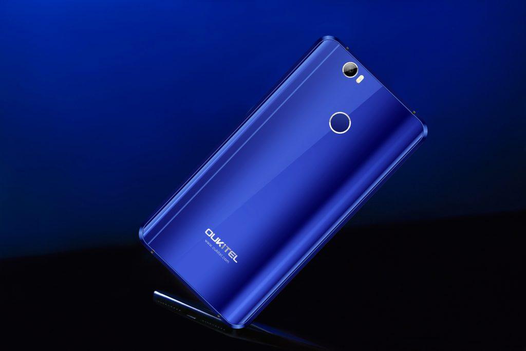 OUKITEL U11 Plus Sapphire Blue
