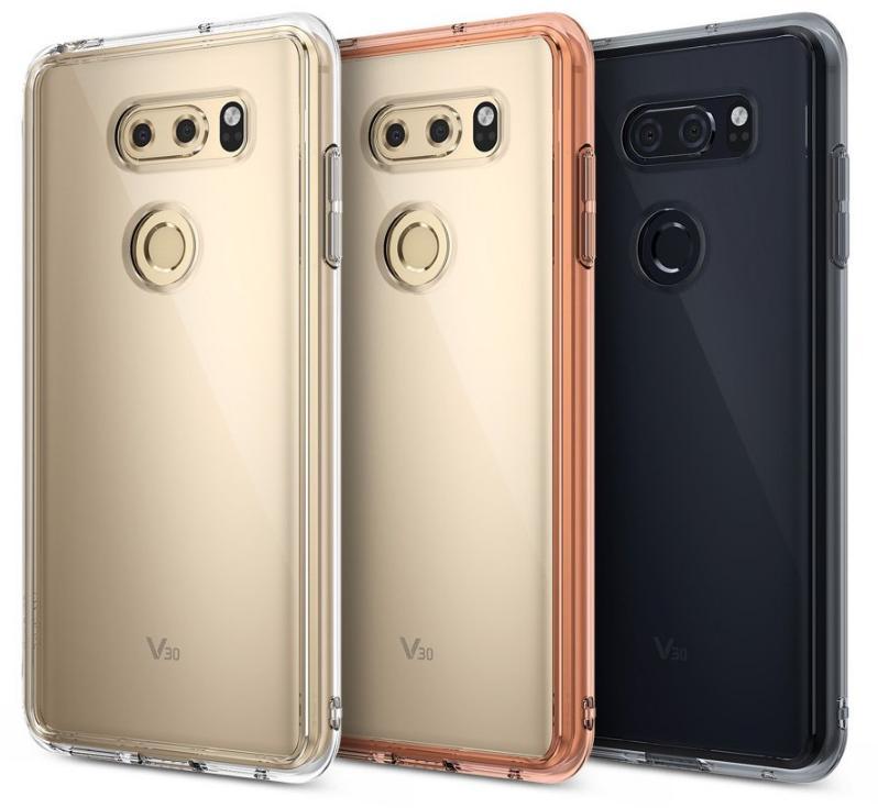 LG V30 renders