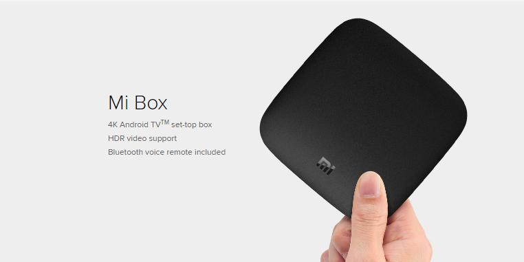 Xiaomi Mi Box International Version
