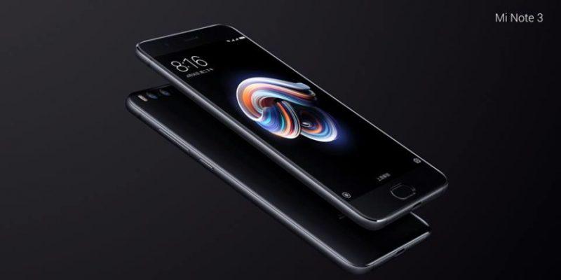 Buy Xiaomi Mi Note 3