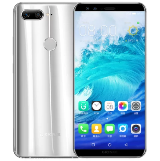 Gionee S11S Silver