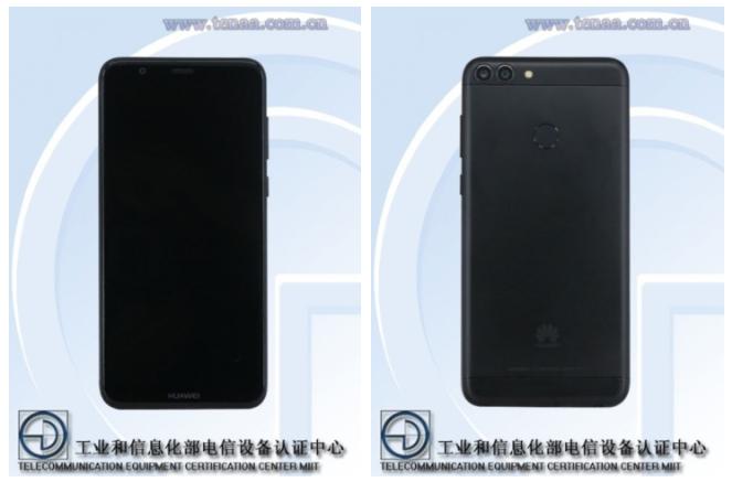 Huawei Enjoy 7s TENAA