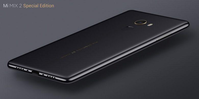 Xiaomi Mi Mix 2 Black Ceramic Edition