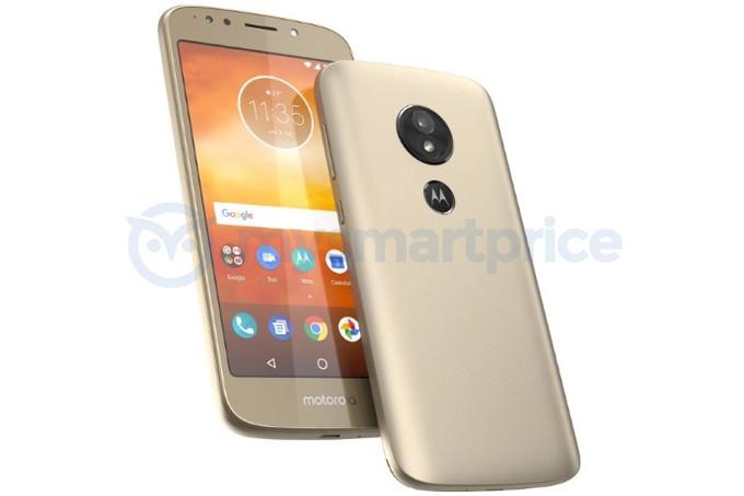 Motorola Moto E5 Leaked Image