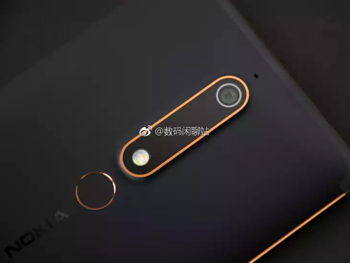 Nokia 6 (2018) Real Image