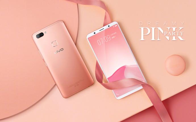 Pink Vivo X20