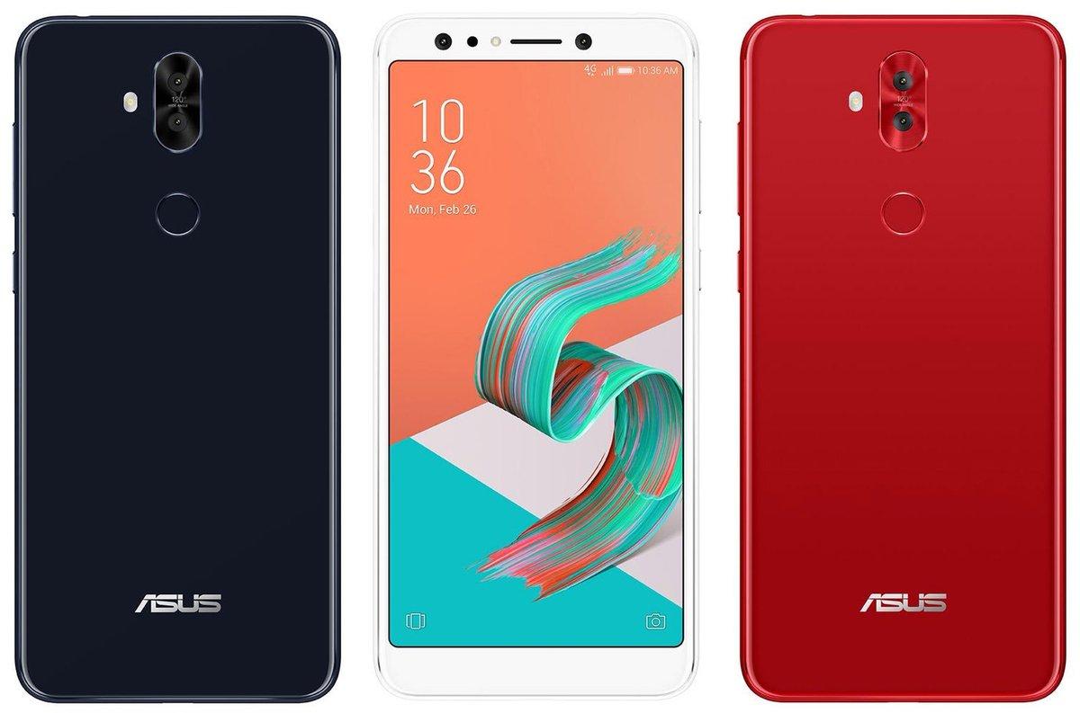 ASUS ZenFone 5 Lite Color Variants