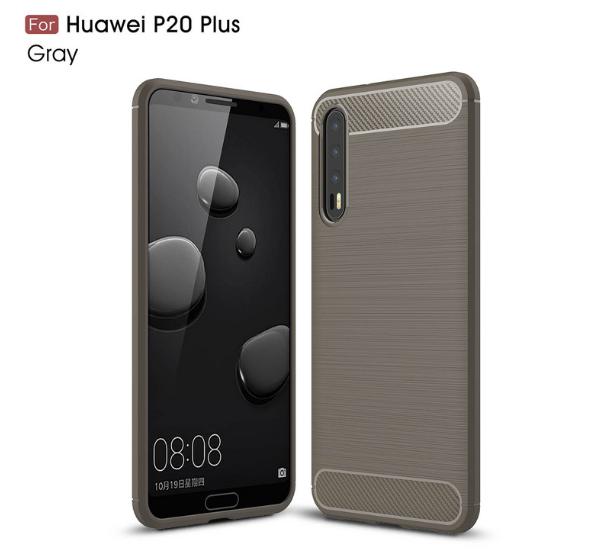 HUawei P20 Plus Case Renders 1