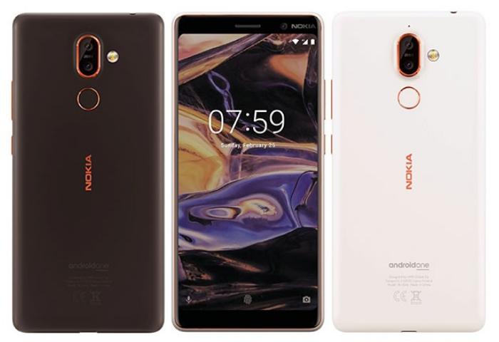 Nokia 7 Plus Renders