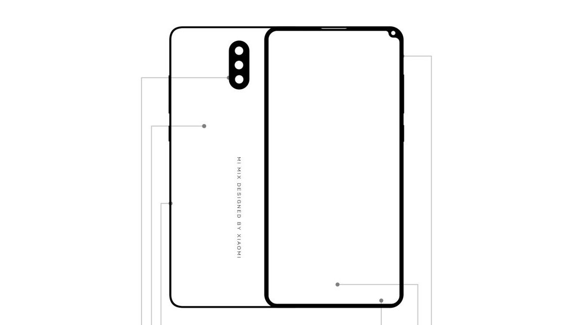 Xiaomi Mi MIX 2S specs sheet