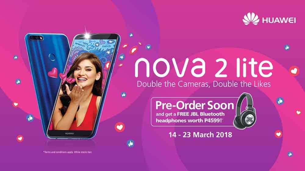 Huawei Nova 2 Lite Launched