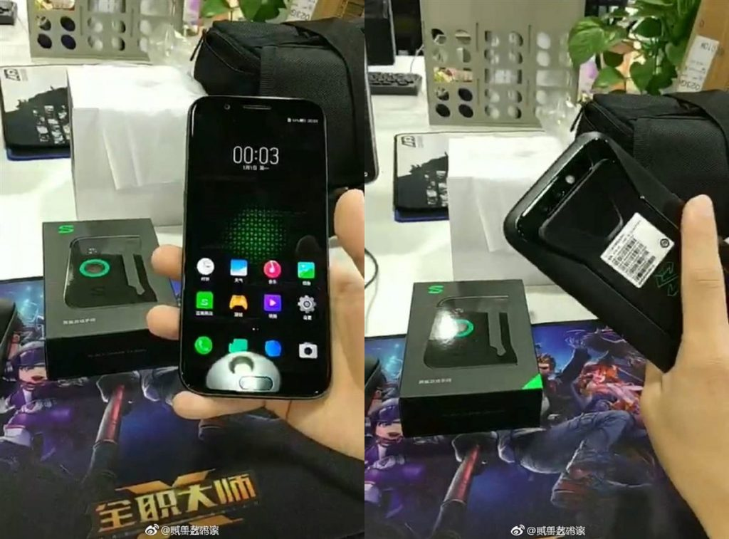 Black Shark Gaming Phone