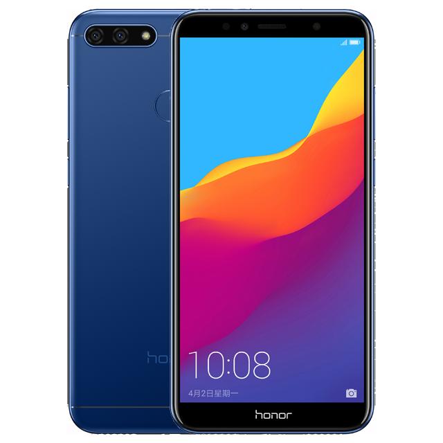 Honor 7A Aurora Blue