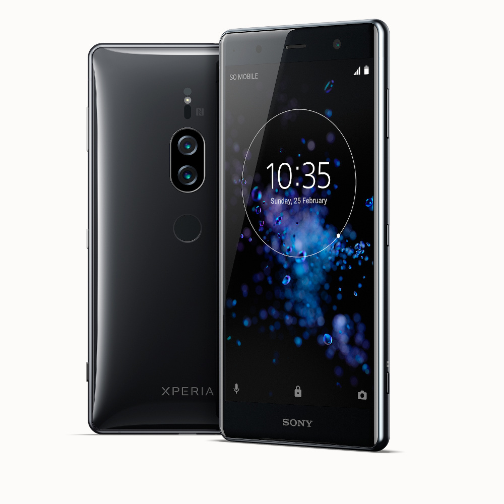 Sony-Xperia-XZ2-Premium-Chrome-Black