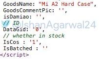 Xiaomi Mi A2 Source Code