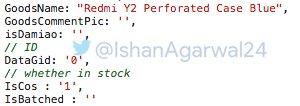 Xiaomi Redmi Y2 Source Code 2