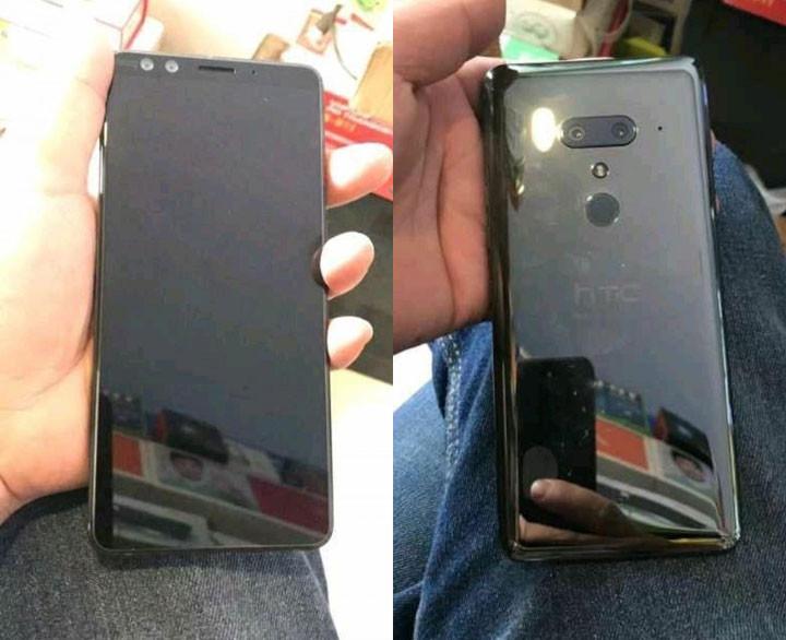 HTC U12+ Leaked Photos