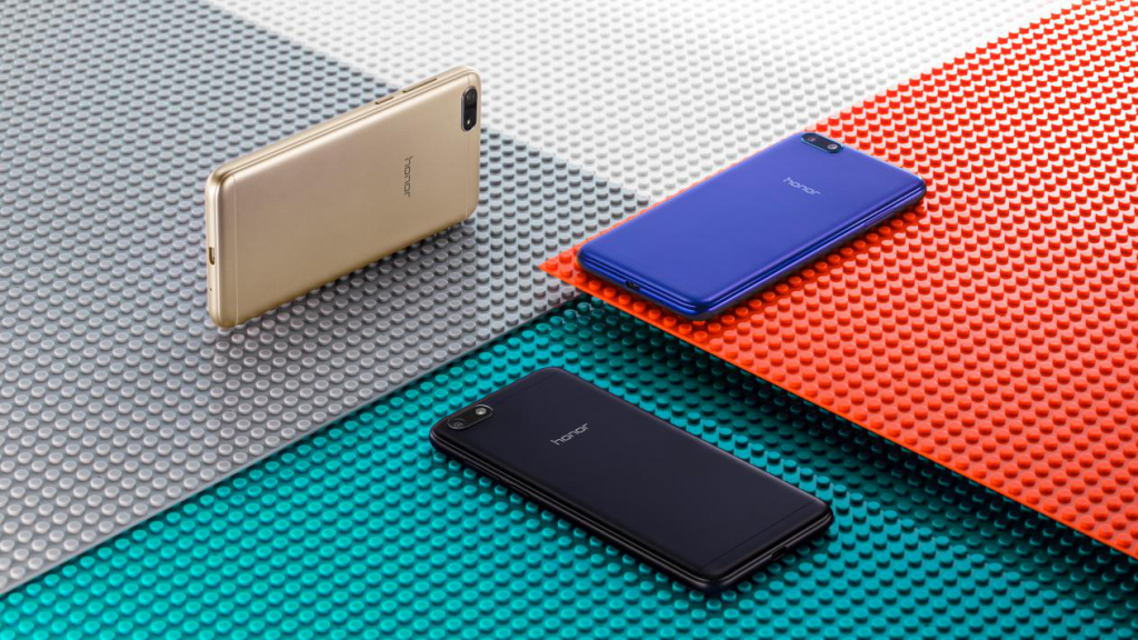 Honor 7 Color Variants