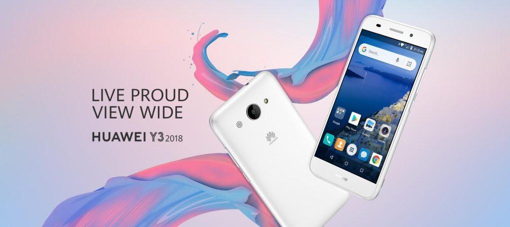 Huawei-y3-2018