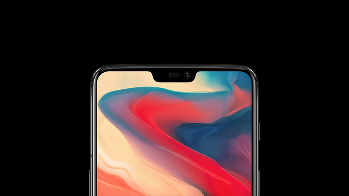OnePlus 6 Notched Display