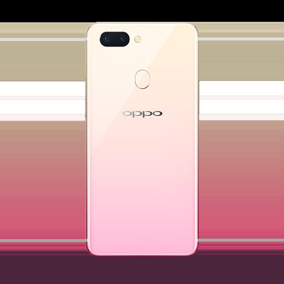 OPPO R15 Fantasy Pink
