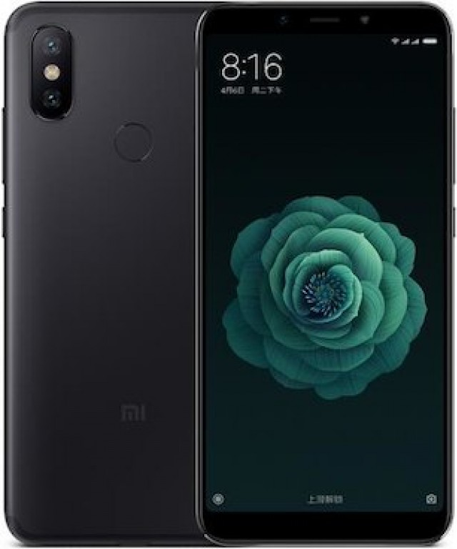 Xiaomi Mi A2 Black_