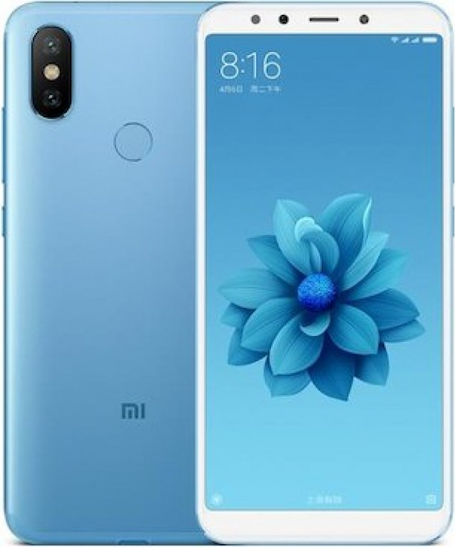 Xiaomi Mi A2 Blue_