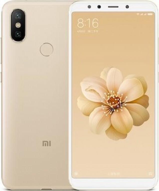 Xiaomi Mi A2 Gold_